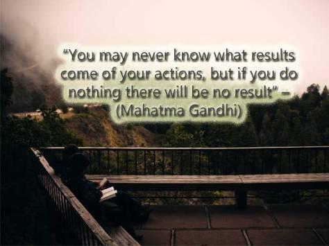 Gandi-Quote