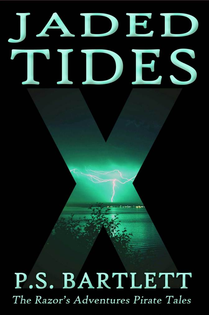 Set sail in a pirate tale – My review of Jaded Tides by @PSBartlett