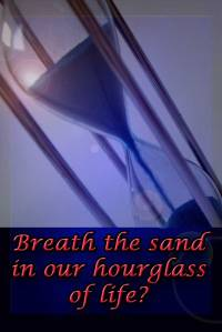 Breath-hour-glass