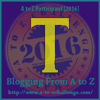 T is for Tai Chi. #AtoZChallenge on #Wellness