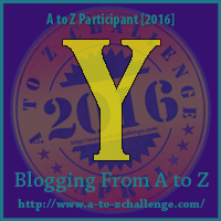 Y is for Yoga. #AtoZChallenge on #Wellness