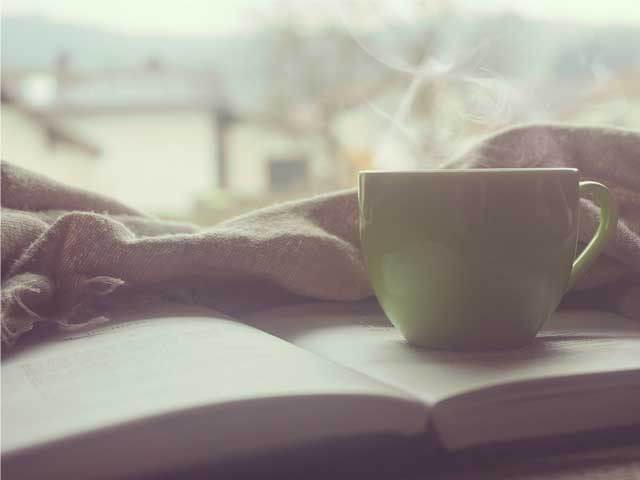 An introverted Weekend Coffee Share on books, bloodsuckers and pregnancy
