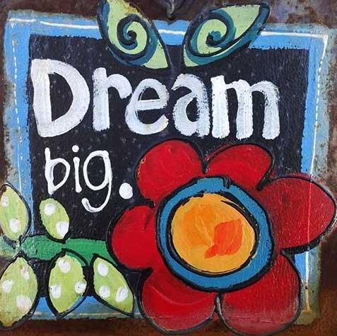 Dreamer a little Dream