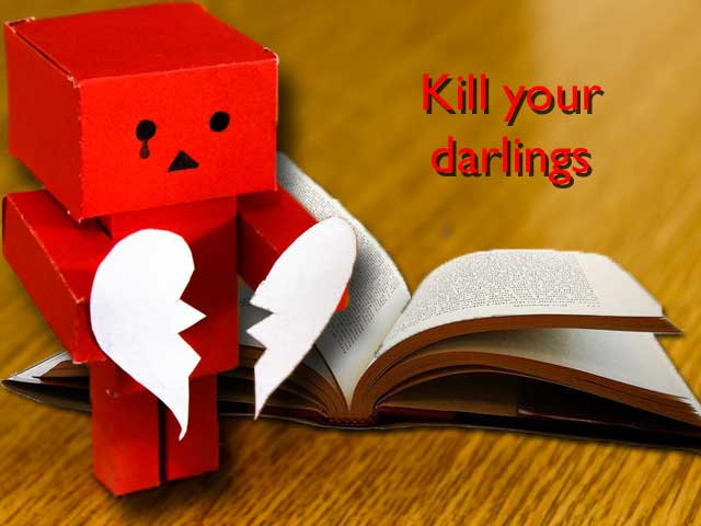 Do authors kill their darlings to torture their readers?