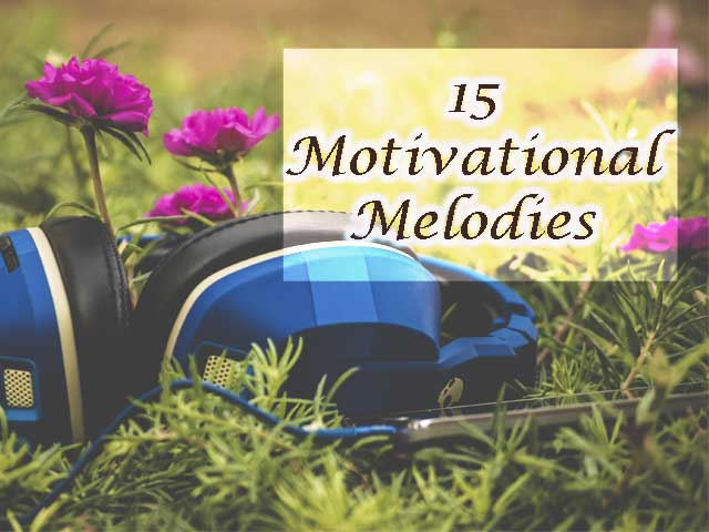 15 Motivational Songs to kick A**