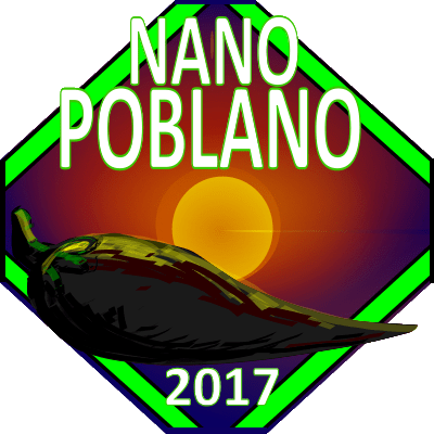 Sometimes flaws are beautiful. A look at the creation of the 2017 NANO POBLANO badge