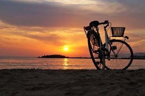 bike_in_sunset