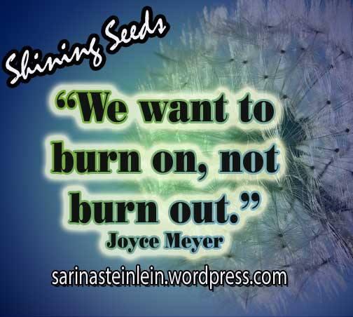 Burn on!